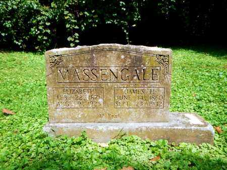 MASSENGALE, ELIZABETH - Anderson County, Tennessee | ELIZABETH MASSENGALE - Tennessee Gravestone Photos