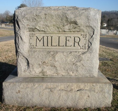 MILLER, FAMILY MARKER - Anderson County, Tennessee | FAMILY MARKER MILLER - Tennessee Gravestone Photos
