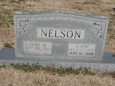 NELSON, A RAY - Anderson County, Tennessee | A RAY NELSON - Tennessee Gravestone Photos