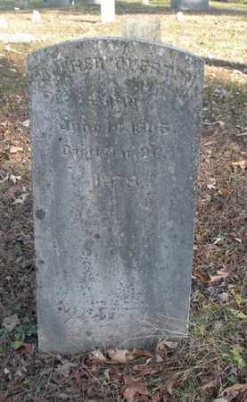 OVERTON, ALFRED - Anderson County, Tennessee | ALFRED OVERTON - Tennessee Gravestone Photos
