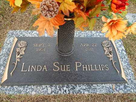 PHILLIPS, LINDA SUE - Anderson County, Tennessee | LINDA SUE PHILLIPS - Tennessee Gravestone Photos
