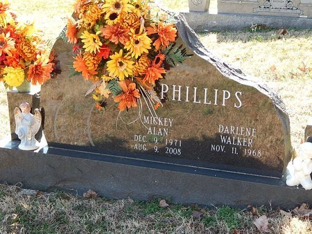 PHILLIPS, MICKEY ALAN - Anderson County, Tennessee | MICKEY ALAN PHILLIPS - Tennessee Gravestone Photos
