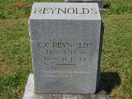 REYNOLDS, C C - Anderson County, Tennessee | C C REYNOLDS - Tennessee Gravestone Photos