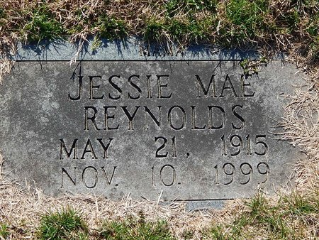 REYNOLDS, JESSIE MAE - Anderson County, Tennessee | JESSIE MAE REYNOLDS - Tennessee Gravestone Photos
