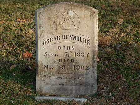 REYNOLDS, OSCAR - Anderson County, Tennessee | OSCAR REYNOLDS - Tennessee Gravestone Photos