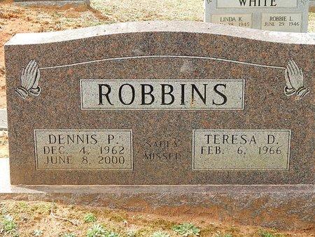 ROBBINS, DENNIS P - Anderson County, Tennessee | DENNIS P ROBBINS - Tennessee Gravestone Photos