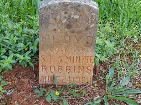ROBBINS, FLOYD - Anderson County, Tennessee | FLOYD ROBBINS - Tennessee Gravestone Photos