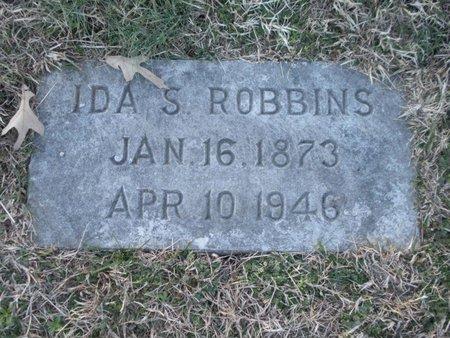 ROBBINS, IDA S - Anderson County, Tennessee | IDA S ROBBINS - Tennessee Gravestone Photos