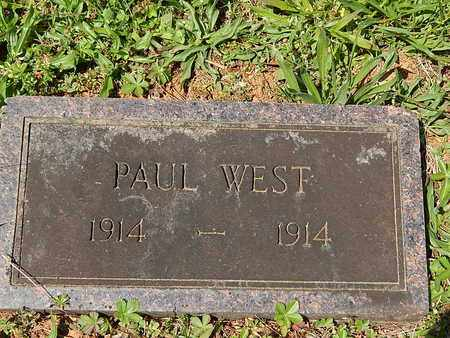 ROBBINS, PAUL WEST - Anderson County, Tennessee | PAUL WEST ROBBINS - Tennessee Gravestone Photos