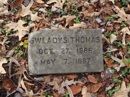 THOMAS, GWLADYS - Anderson County, Tennessee | GWLADYS THOMAS - Tennessee Gravestone Photos