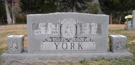 YORK, CARL C - Anderson County, Tennessee   CARL C YORK - Tennessee Gravestone Photos