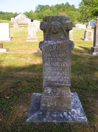 ALLEN, JOHN - Bedford County, Tennessee   JOHN ALLEN - Tennessee Gravestone Photos