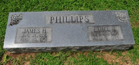 PHILLIPS, ETHEL - Bedford County, Tennessee | ETHEL PHILLIPS - Tennessee Gravestone Photos