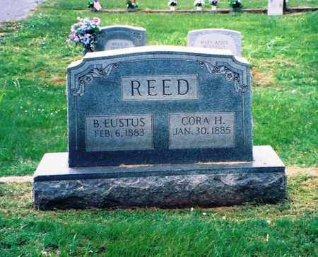 REED, B. EUSTUS - Bedford County, Tennessee | B. EUSTUS REED - Tennessee Gravestone Photos