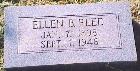 REED, ELLEN B. - Bedford County, Tennessee | ELLEN B. REED - Tennessee Gravestone Photos
