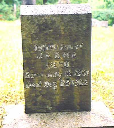 REED, INFANT SON - Bedford County, Tennessee | INFANT SON REED - Tennessee Gravestone Photos