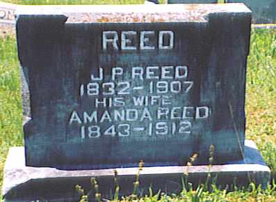 REED, AMANDA - Bedford County, Tennessee | AMANDA REED - Tennessee Gravestone Photos