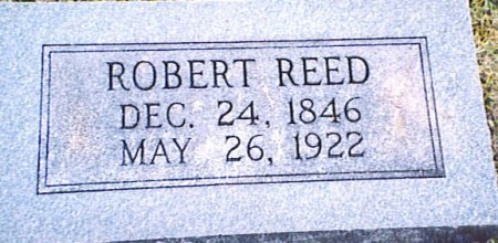 REED, ROBERT - Bedford County, Tennessee | ROBERT REED - Tennessee Gravestone Photos