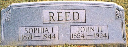 REED, JOHN HARRISON - Bedford County, Tennessee   JOHN HARRISON REED - Tennessee Gravestone Photos