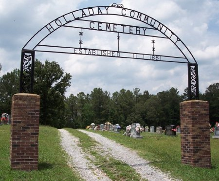 *CEMETERY ENTRANCE,  - Benton County, Tennessee |  *CEMETERY ENTRANCE - Tennessee Gravestone Photos