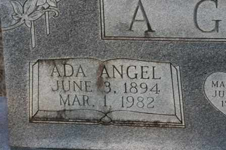 AGEE, ADA ELIZABETH - Bledsoe County, Tennessee | ADA ELIZABETH AGEE - Tennessee Gravestone Photos