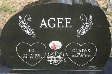 AGEE, L. G. - Bledsoe County, Tennessee | L. G. AGEE - Tennessee Gravestone Photos