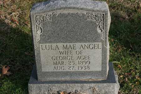 AGEE, LULA MAE - Bledsoe County, Tennessee | LULA MAE AGEE - Tennessee Gravestone Photos