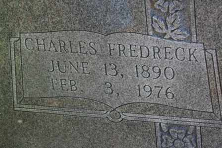 BAYLESS, CHARLES FREDRICK - Bledsoe County, Tennessee | CHARLES FREDRICK BAYLESS - Tennessee Gravestone Photos