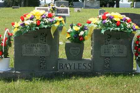 BAYLESS, CHARLES A. - Bledsoe County, Tennessee | CHARLES A. BAYLESS - Tennessee Gravestone Photos