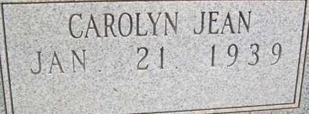 BORING, CAROLYN JEAN - Bledsoe County, Tennessee | CAROLYN JEAN BORING - Tennessee Gravestone Photos