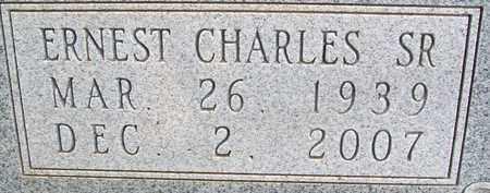 BORING, ERNEST CHARLES SR. - Bledsoe County, Tennessee | ERNEST CHARLES SR. BORING - Tennessee Gravestone Photos