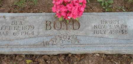 BOYD, DRUCY - Bledsoe County, Tennessee | DRUCY BOYD - Tennessee Gravestone Photos