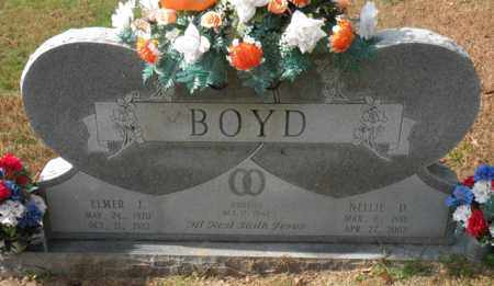 BOYD, NELLIE D. - Bledsoe County, Tennessee | NELLIE D. BOYD - Tennessee Gravestone Photos