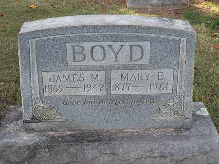 BOYD, JAMES M. - Bledsoe County, Tennessee | JAMES M. BOYD - Tennessee Gravestone Photos