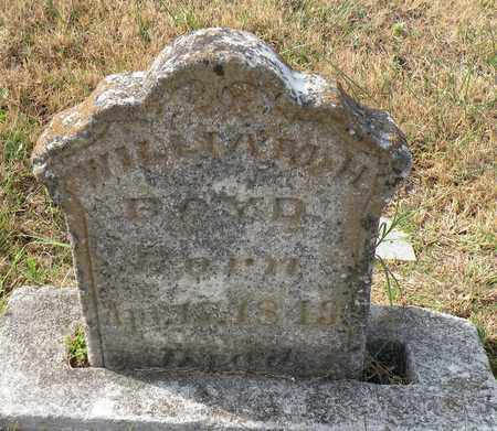 BOYD, WILLIAM H. - Bledsoe County, Tennessee | WILLIAM H. BOYD - Tennessee Gravestone Photos