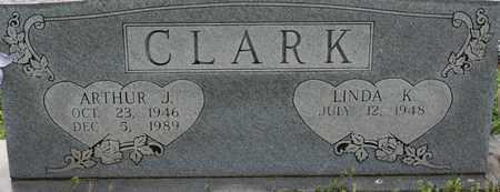 CLARK, ARTHUR J. - Bledsoe County, Tennessee | ARTHUR J. CLARK - Tennessee Gravestone Photos