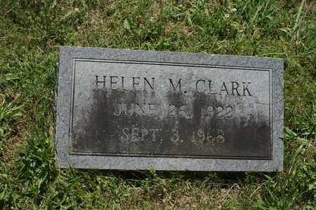 CLARK, HELEN M. - Bledsoe County, Tennessee | HELEN M. CLARK - Tennessee Gravestone Photos