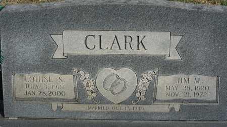 CLARK, JIM M. - Bledsoe County, Tennessee | JIM M. CLARK - Tennessee Gravestone Photos