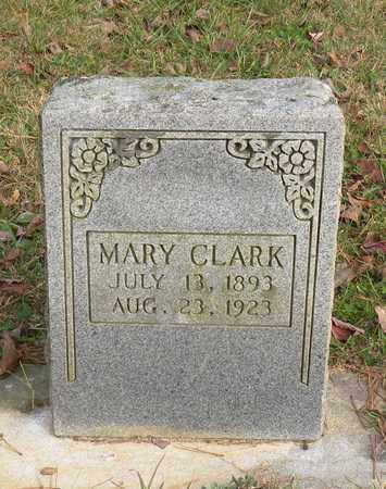 CLARK, MARY - Bledsoe County, Tennessee   MARY CLARK - Tennessee Gravestone Photos