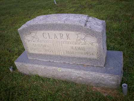 CLARK, TAYLOR - Bledsoe County, Tennessee | TAYLOR CLARK - Tennessee Gravestone Photos