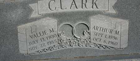 CLARK, ARTHUR M. - Bledsoe County, Tennessee   ARTHUR M. CLARK - Tennessee Gravestone Photos