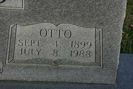 CURTIS, OTTO - Bledsoe County, Tennessee | OTTO CURTIS - Tennessee Gravestone Photos