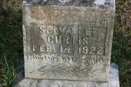 CURTIS, SELVA LEE - Bledsoe County, Tennessee   SELVA LEE CURTIS - Tennessee Gravestone Photos