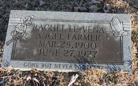 ANGEL FARMER, RACHEL LEVENA - Bledsoe County, Tennessee | RACHEL LEVENA ANGEL FARMER - Tennessee Gravestone Photos