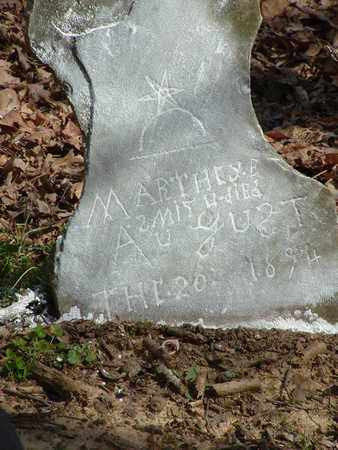 FOSTER, ARTHEY - Bledsoe County, Tennessee | ARTHEY FOSTER - Tennessee Gravestone Photos