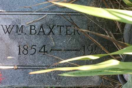FRADY, WILLIAM BAXTER - Bledsoe County, Tennessee | WILLIAM BAXTER FRADY - Tennessee Gravestone Photos
