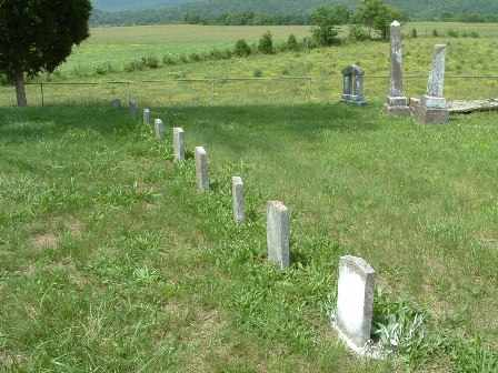 HAMILTON, NINE INFANTS - Bledsoe County, Tennessee | NINE INFANTS HAMILTON - Tennessee Gravestone Photos