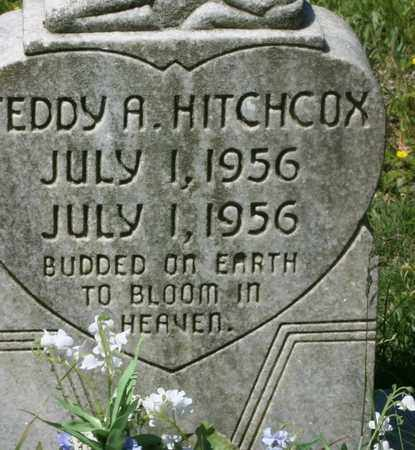 HITCHCOX, EDDY - Bledsoe County, Tennessee   EDDY HITCHCOX - Tennessee Gravestone Photos