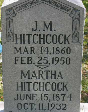 HITCHCOX, JM - Bledsoe County, Tennessee | JM HITCHCOX - Tennessee Gravestone Photos