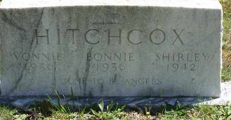 HITCHCOX, VONNIE - Bledsoe County, Tennessee | VONNIE HITCHCOX - Tennessee Gravestone Photos